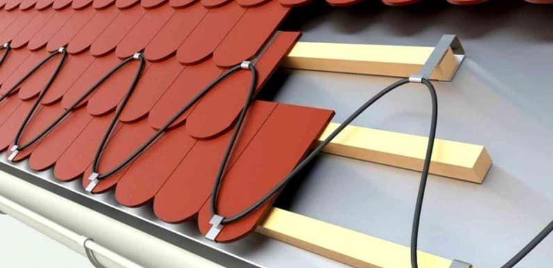 Системы подогрева для крыши